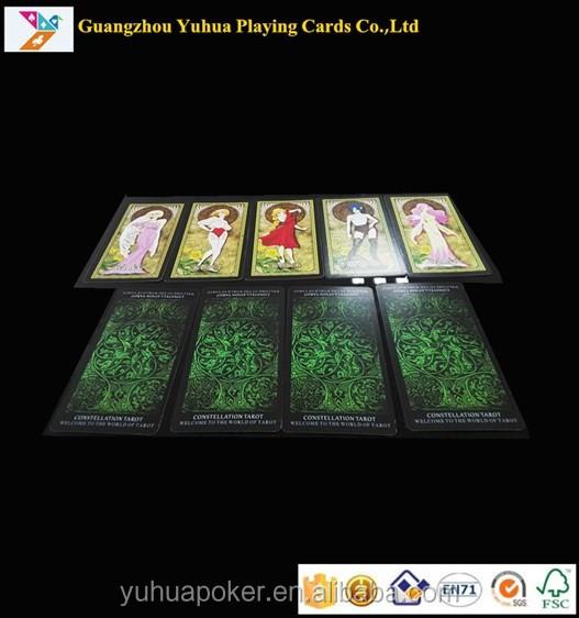 Professional Tarot Cards Printing YH1024