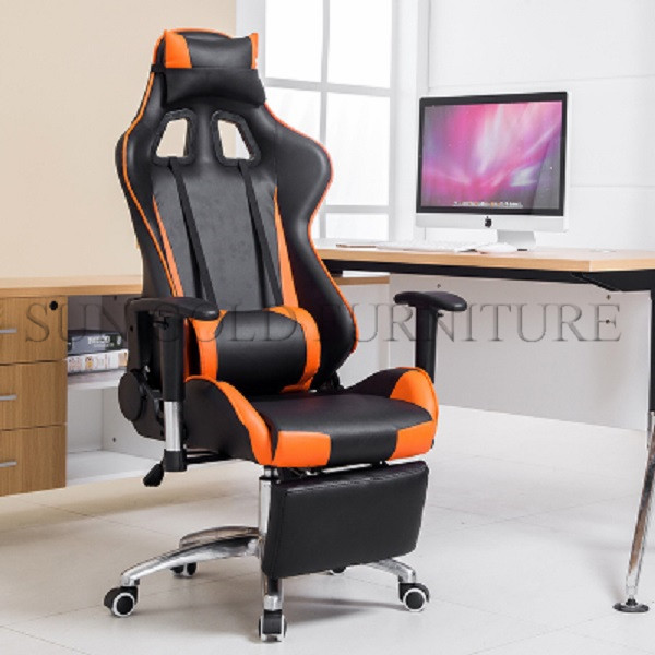 modern WorkWell adjustable ergonomic office dxracer computer gaming chair (SZ-OCT004)