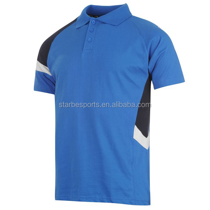 New Design Polo Collar T Shirt Dri Fit China Factory Polo