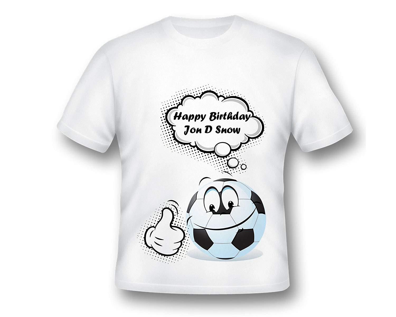 Personalized Soccer Shirt Birthday Boys T 1599 Ben 10