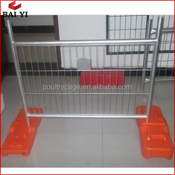 New Type Galvanized Welded Wire Mesh Temporary Dog Fence