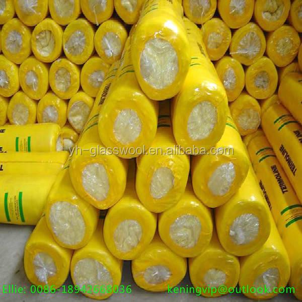 R13 r19 r30 de fibra de lana de vidrio de aislamiento - Aislamiento de fibra de vidrio ...