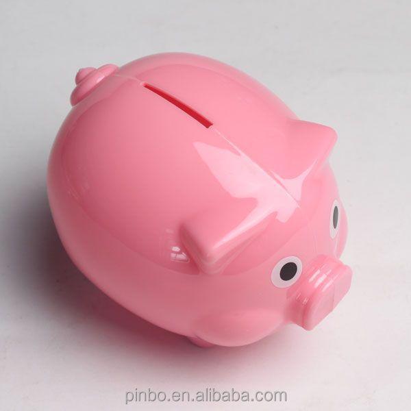 Cute Design Acrylic Piggy Bank Buy Acrylic Piggy Bank