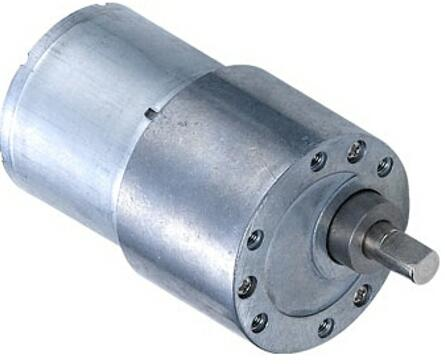 Micro 37B528 Electric Motor With Reduction Gear Micro 6V Dc Small Ratio