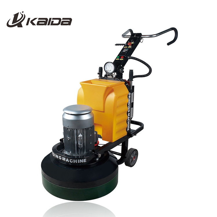 Diamond Floor Polishing Machine For Concrete