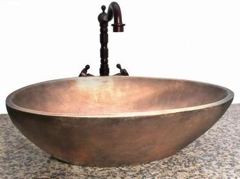 Bronze Bathroom Wash Basin