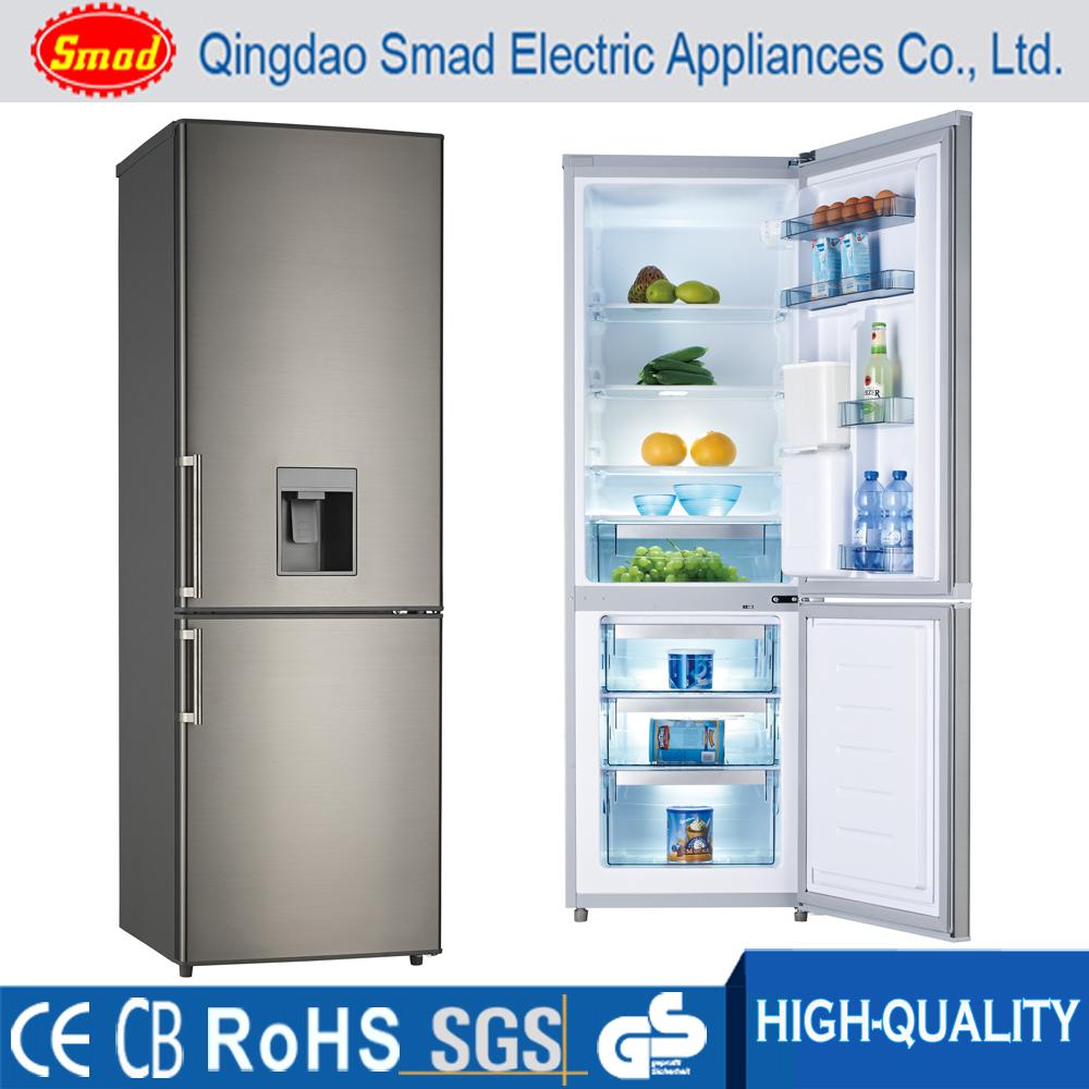Superieur 310l Double Door Refrigerator,Bottom Freezer Top Fridge With Water  Dispenser   Buy Double Door Fridge Freezer,Refrigerator With Water  Dispenser,Big Size ...