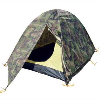 Abris military surplus tent double layers 1-2 man waterproof army military shelter tent with camouflage pattern