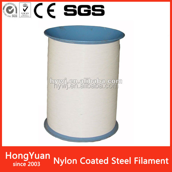 New material of Wire o&metal Coil Nylon Coated Wire In Spool