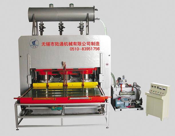 high quality short cycle laminating press in press fiber panel laminating heat press(900T-3200)