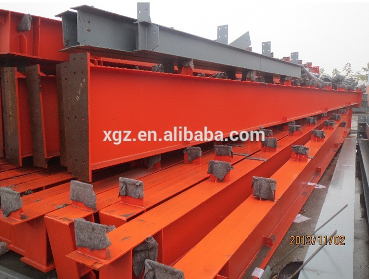 Steel Structure Construction Building Materials