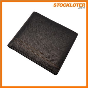 2015 Cheap mens PU Purse stock China's supplier, 150602F