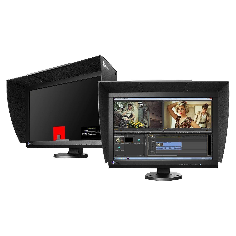 "Eizo Nanao Tech - Eizo Coloredge Cg247 24"" Led Lcd Monitor - 16:10 - 7.70 Ms - Adjustable Display Angle - 1920 X 1200 - 1.07 Billion Colors - 350 Nit - 1,000:1 - Wuxga - Dvi - Hdmi - Displayport - Usb - 83 W - Black - T v, Rohs, Weee ""Product Category: Computer Displays/Monitors"""