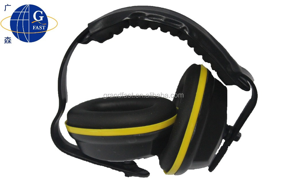 Safety comfortable hearing protective earmuff ear protector for sleeping