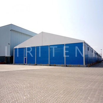 Large Aluminium Industrial Storage Structure Tents for hot sale, View  storage tents, LIRI Product Details from Liri Tent Technology (Zhuhai) Co ,  Ltd