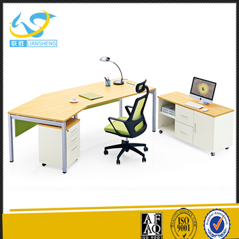 Modern Factory Price Office Table Executive Work Desk Tall Personal Workstation Tables Folding