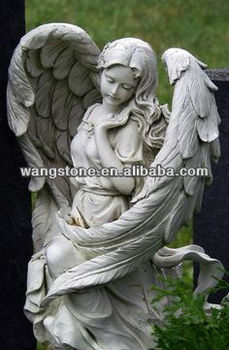 angel wings sculpture for sale lady sculpture angels stone statue