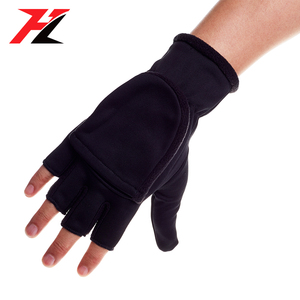 Winter heated mittens thin warm thermal inner ski gloves