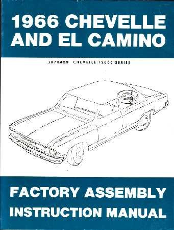 1980 Chevrolet El Camino Owners Manual User Guide Reference Operator Book Fuses