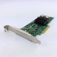 LSI00194 LSI SAS 9211-8I SGL 6Gb SATA/SAS PCI-Express HBA Support RAID 0, 1, 1E and 10