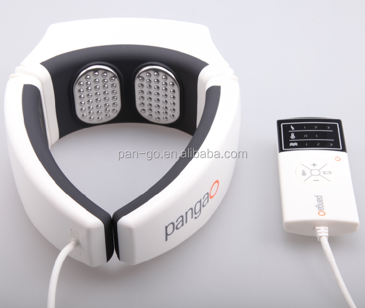 PG-2601B6 Neck Massager with wired remote controller