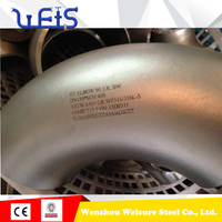 Top Quality 304L/316L Stainless Steel Butt-welding Pipe Fitting Elbow Price
