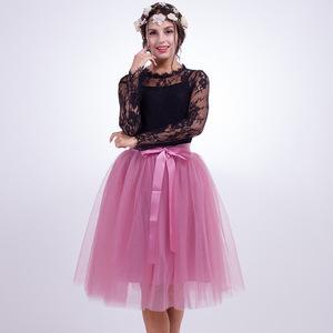 8abea6c439 China Black Waist Tulle Skirt, China Black Waist Tulle Skirt Manufacturers  and Suppliers on Alibaba.com