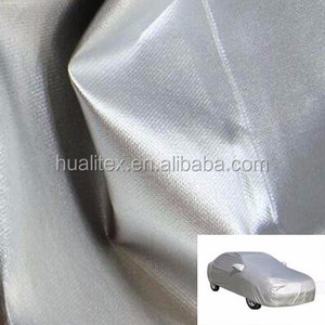2015 100% polyester taffeta waterproof car body cover/printed taffeta fabric/taffeta roll