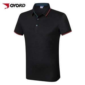 Anti-Pilling Wrinkle High Quality Custom Made Golf Polo T Shirts