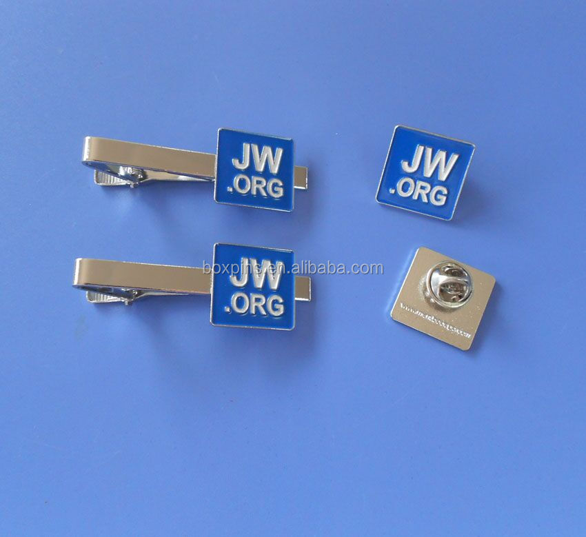 197bd6649728 Jw.org Lapel Pin And Tie Clip Gift Sets - Buy Jw.org Tie Clips,Jw ...