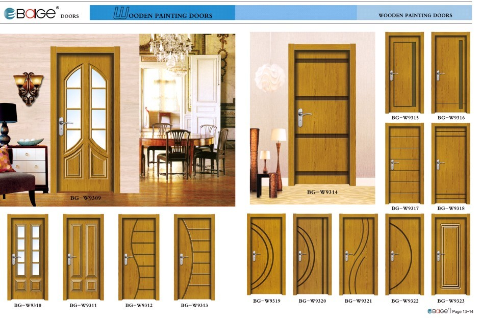 Bg w9312 wood door designs in pakistan buy wood door for Window design pakistan