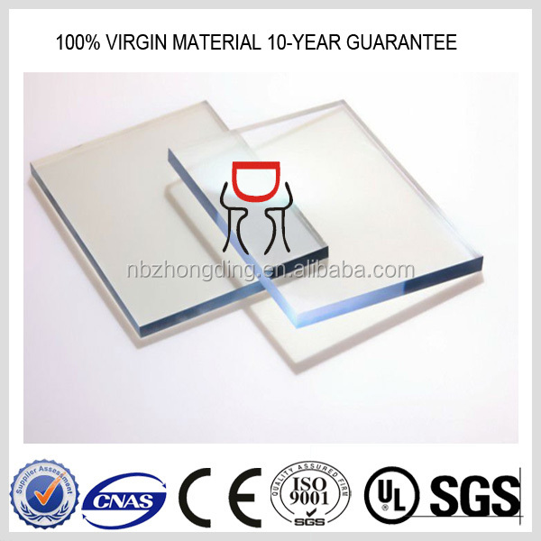 cheapest bayer polycarbonate sheet for green house