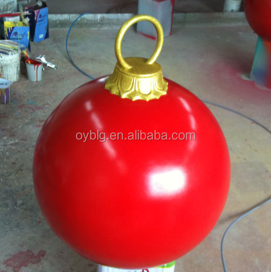 2014 Giant Outdoor Christmas Ball,Christmas Decoration Ball - Buy ...