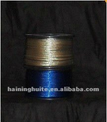 8 GAUGE WIRE 50 FT 25 FT BLUE 25FT SILVER