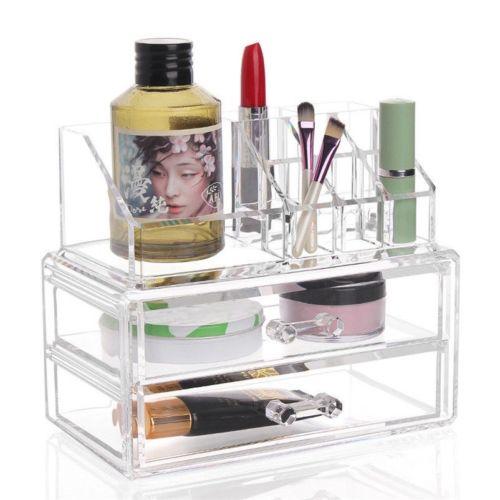 Grossiste boite rangement maquillage acrylique acheter les - Boite de rangement maquillage acrylique ...