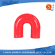 silicone Rubber U Shape 180 degree bend pipe