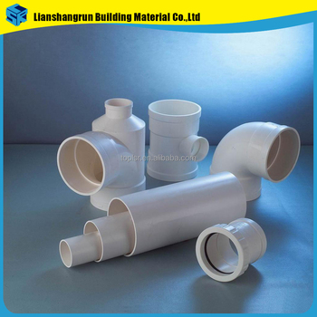 Pvc Factory Wholesale Bathroom Fitting Names Pvc Pipe ...