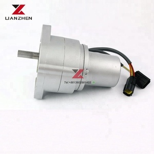 Excavator stepper motor throttle motor for Kobelco spare parts SK-6E SK 60SR YN20S00002F1