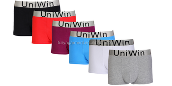 2017 Fashion Underpants with Hight Quality Men Boxer