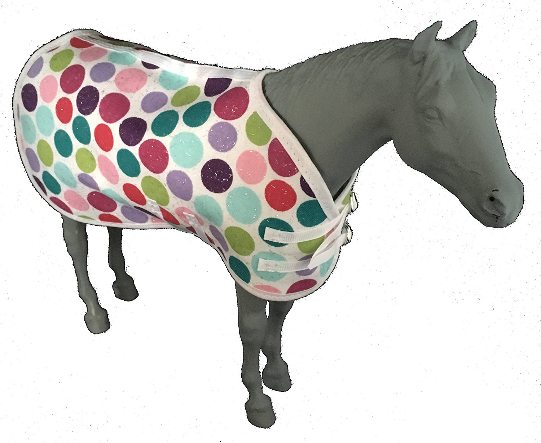 Model Horse Blanket Sparkle Spots