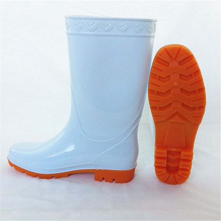 15eafcf49c4 White Color Men Pvc Rain Boots For Food Factory - Buy White Rain Boots,Rain  Boots For Food Factory,Men Pvc Rain Boots Product on Alibaba.com