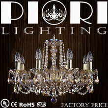 High Quality Decoration Home 8 Lights Fake Chandeliers