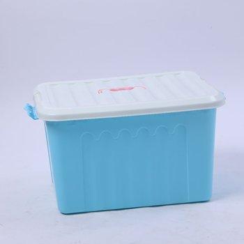 China Factory Customized Plastic Poster Storage Box