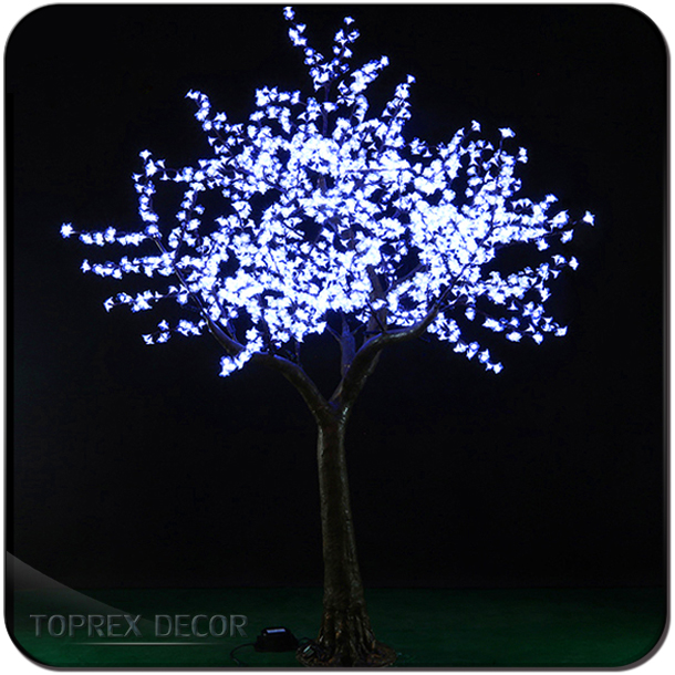 Decoration De Mariage Simulation Cherry Tree Led Lights