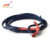 Cheap Making Red Friendship Arrow Anchor Pu Leather bracelet