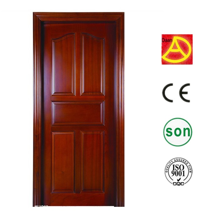 New designs interior house wood main door models factory for Office main door design