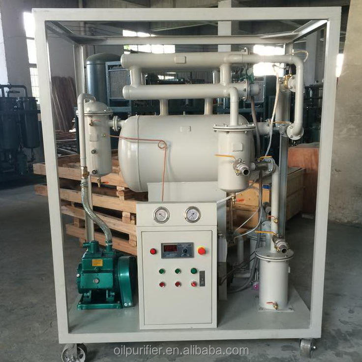 Vacuum Transformer Oil Purifier/ Insulating Oil Recondition