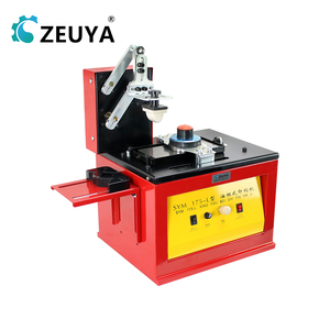 Date of Production Automatic Date of Production Code  Printing,Electromechanical Moving Scraper Type Ink Cup,Ink Pad Printer