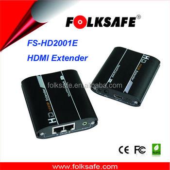 Folksafe Receiver & Transmitter Hdmi Wireless Dvi Für Video ...