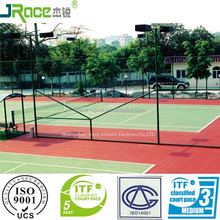 acrylic sports flooring material tennis court surface basketball courts for sale
